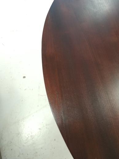 Restauration de placage