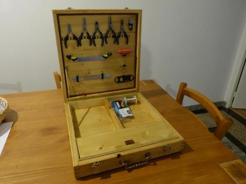 Valise boîte à outils